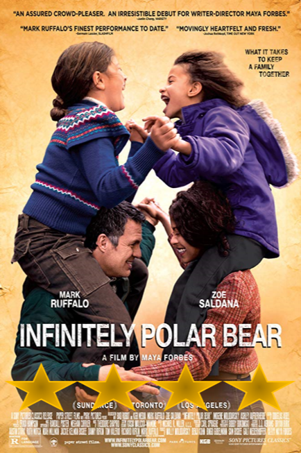 ABC Film Challenge – Romance – I – Infinitely Polar Bear (2014)