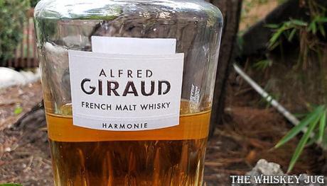 Alfred Giraud Harmonie French Malt Whisky Label