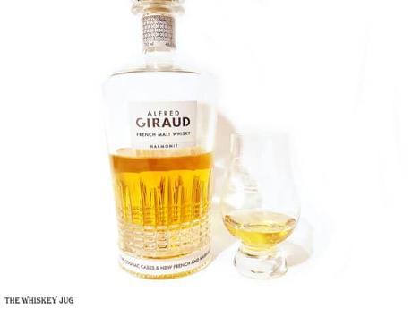 Alfred Giraud Harmonie French Malt Whisky Color