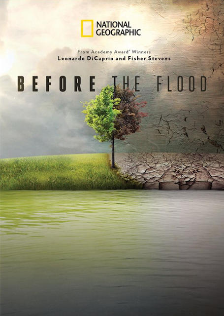 Top Five Friday: My five favorite climate change documentary films #FridayFive