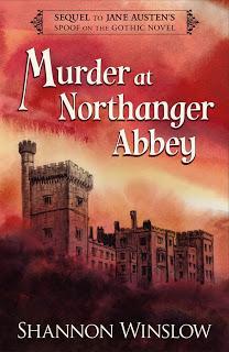 MURDER AT NORTHANGER ABBEY BLOG TOUR - SHANNON WINSLOW: MR TILNEY'S LETTER