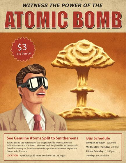Atomic Tourism In Las Vegas   Nevada Public Radio