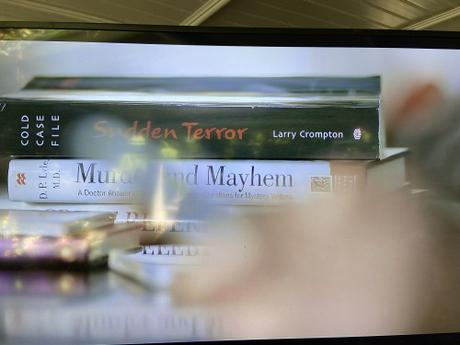 MURDER AND MAYHEM Made It To TV—-Sort Of