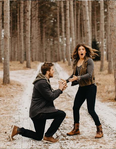 Challenge what to do after you are engaged