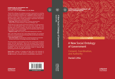 A new social ontology of government