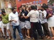 Protests Kerala Against Pinarayi Gold Scam