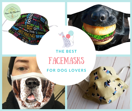 Ottawa mandatory facemask bylaw: Best facemasks for dog lovers on Etsy