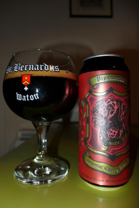 Tasting Notes:  Pipeworks: Imperial Cherry Jones Dog