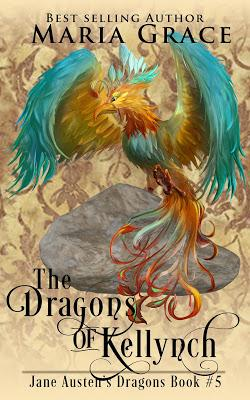 MARIA GRACE:  TWO NEW BOOKS IN THE JANE AUSTEN'S DRAGONS SAGA!