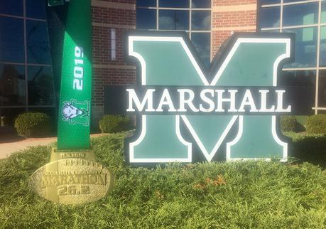 The 16th Marshall University Marathon (WV)