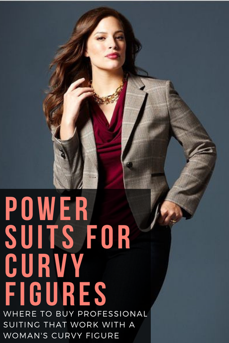 The Best Suiting for Curvy Women