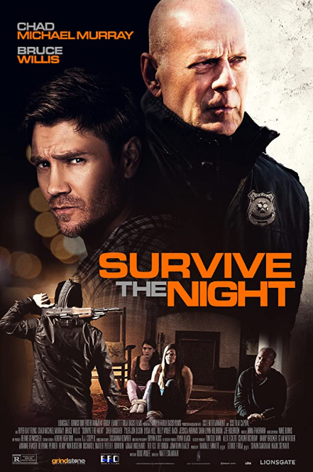 Survive the Night (2020) Movie Review
