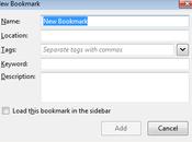 Create Javascript Bookmarklet Mozilla Firefox