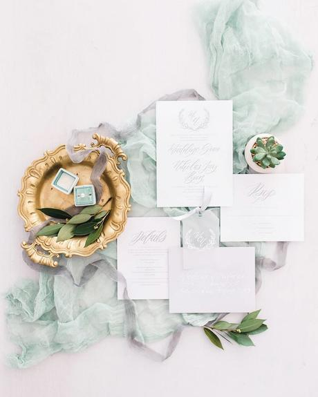 wedding planning timeline invitations rings save the date