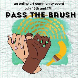Pass The Brush Experience! 16th & 17th July!