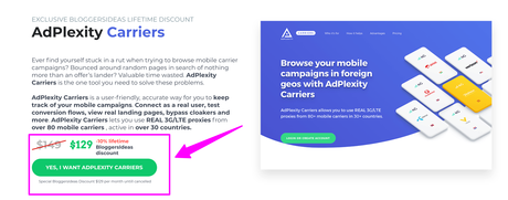 AdPlexity Coupon 2020: Lifetime Discount Offer 30% OFF (VERIFIED)