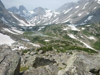 Wind River Range -- Part Three -- Trip Report