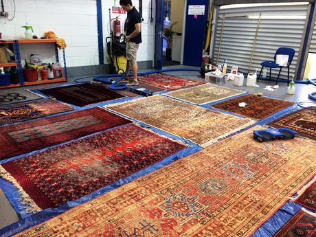 Amazing Benefits of Having Your Fine Rugs Professionally Cleaned