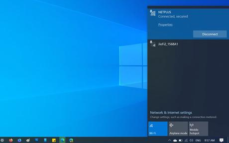 Fix – Windows 10 v2004 Bug Falsely reporting about No Internet Connectivity