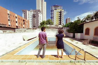"253. Brazilian director Kleber Mendonca Filho's debut feature film ""O Soma o Redor"" (Neighboring Sounds) (2012) in Portuguese, based on his original script: A lovely, innovative example of effective, judicious and discreet use of sound in film-making t..."
