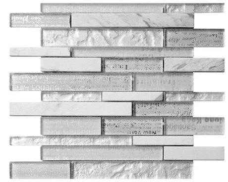 Where to Install Waterfall Tile