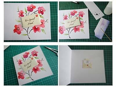How To Make Your Own Handmade Friendship Card