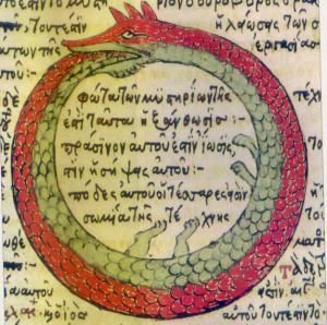 POEM: The Ouroboros of Life & Death