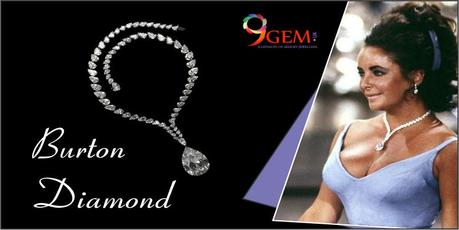 elizabeth taylor-Burton diamond