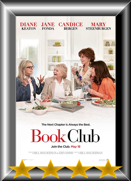 ABC Film Challenge – Romance – V – Book Club (2018) Movie Review