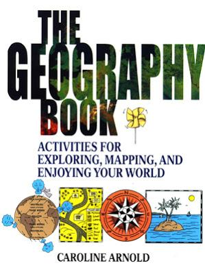 THE GEOGRAPHY BOOK: Perfect for Stay at Home Fun STEAM Activities