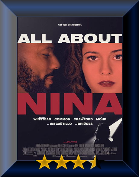 ABC Film Challenge – Romance – W – All About Nina (2018) Movie Review