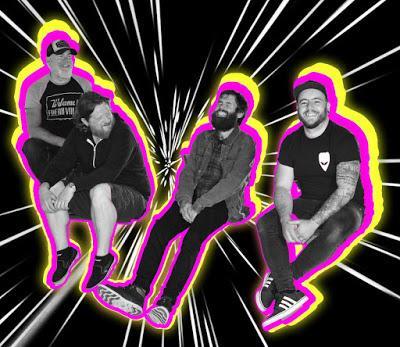 UK stoner rock stalwarts PSYCHLONA unveil rip-roaring new video; upcoming album 'Venus Skytrip' out next month on Ripple Music!