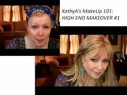 YouTube Personality Kathryn A. Fisher, tells The Maybelline Story and gives a great Tutorial