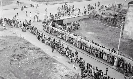 Bengal famine ~ the cruel administrator and our History hailing British Rule