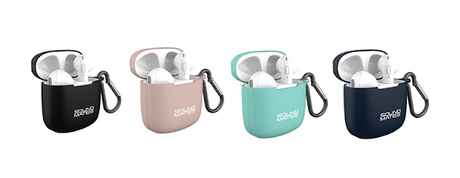Image: Tzumi SoundMates 5.0 Wireless Stereo Earbuds with Wireless Charging Case at JCPenney