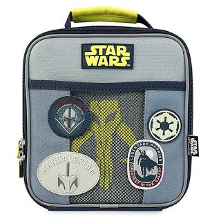 Image: Star Wars: The Mandalorian Lunch Box at shopDisney