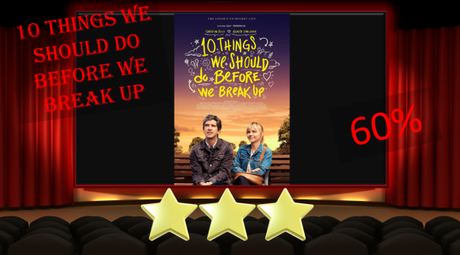 ABC Film Challenge – Romance – X – 10 Things We Should Do Before We Break Up (2020) Movie Review