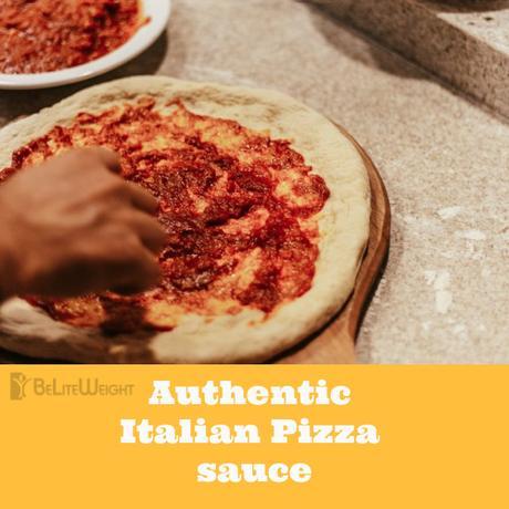 Authentic Italian Pizza Sauce