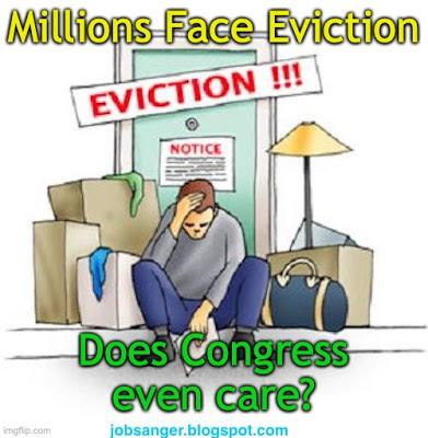 Why Won't Congress Act To Help Those Facing Eviction?