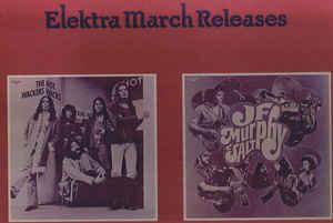 On the Ripple Desk - Featuring Hanson, The Flying Machine and the Elektra March Release Compilation (1972)