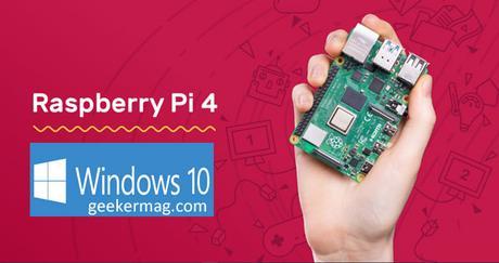 How to Install Windows 10 on Raspberry Pi 4