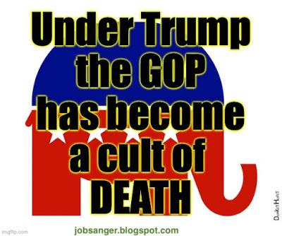 The Republican Party, Under Trump, Is A Death Cult
