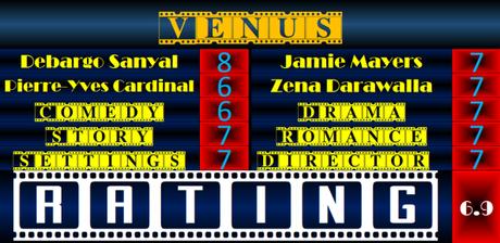ABC Film Challenge – Romance – Z – Venus (2017) Movie Review