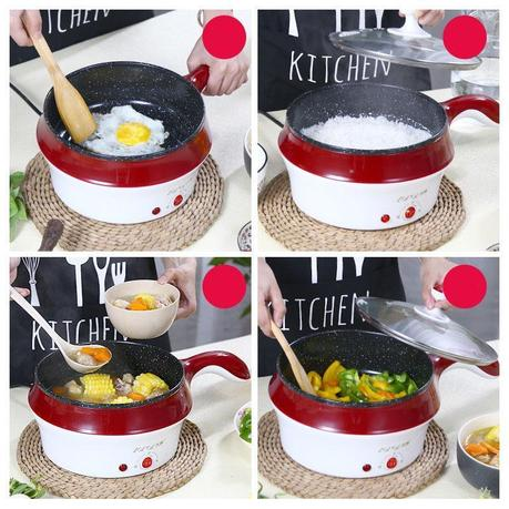 REVIEW: Perfect Size Multi-Cooker for Small Condominium Units and Apartments.