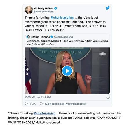 Anatomy of a Fake News Story