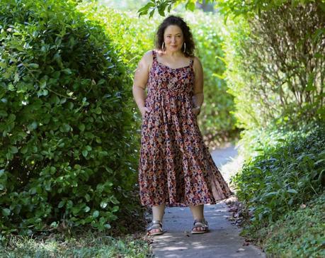 Madewell X Banjanan Dress