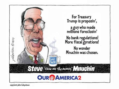 Steve Mnuchin | Our America 2