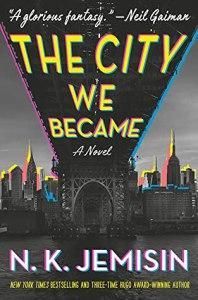 Carolina reviews The City We Became by N.K. Jemisin