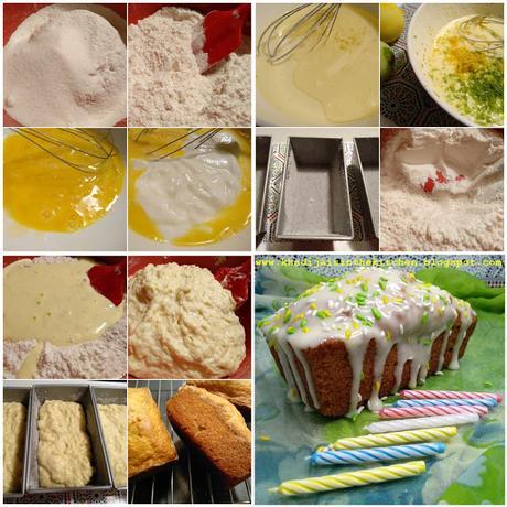 MINI GÂTEAUX À LA LIME ET AU CITRON / LEMON LIME MINI CAKES / MINI BIZCOCHOS DE LIMA Y LIMÓN / كيك صغير بالليمون و الليمون الاخضر
