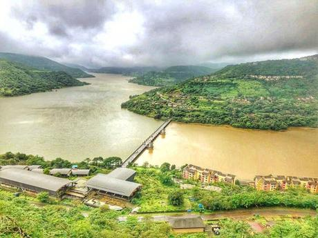Lavasa during Monsoon